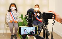 CME ET CMJ face caméra