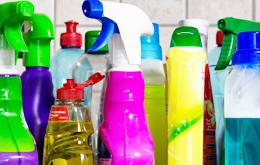 Collecte des produits d'hygiène et d'entretien