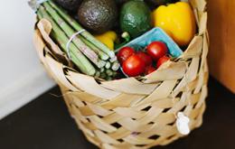 Distribution colis alimentaires
