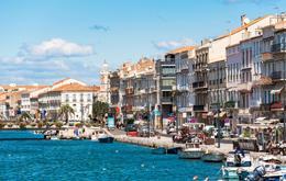 Sortie évasion à Sète