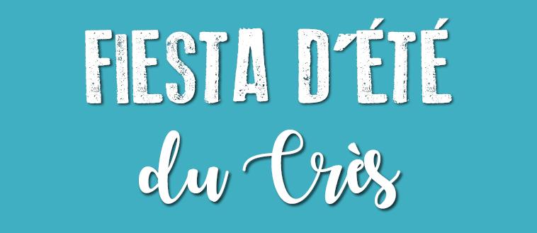 Fiesta d'été : Inscription des bandes