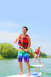 Séance paddle