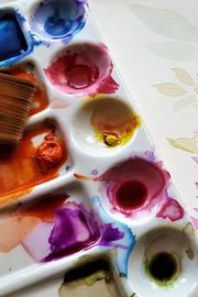 Atelier : peindre en famille