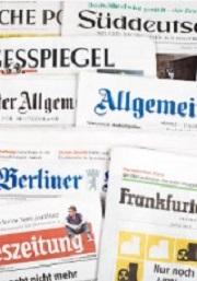 Découvrir la presse allemande à l'Agora