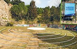 Le Théâtre de Verdure