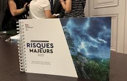 Dossier des Risques Majeurs 2021 consultable