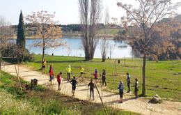Activités sportives au Lac