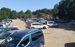 Parking du Lac
